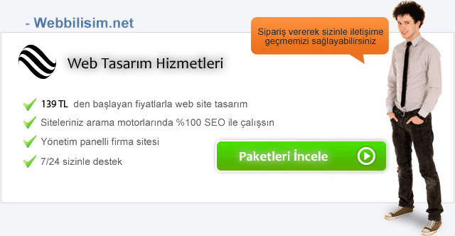 Web tasarım - internet sitesi kurma